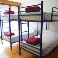 Habitacion 8 personas